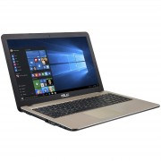 PC portable ASUS R540LA-XX342T - 15.6' LED HD Intel Core i3-5005U 4Go 1To DVD-RW Wi-Fi N/Bluetooth Webcam Win 10 Famille 64 bits