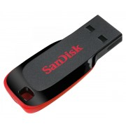 USB Flash 16GB 2.0 SanDisk SDCZ50-016G-B35 Blade Teardrope, do 10MB/s