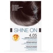 BIONIKE Shine On Trattamento Colorante Capelli Castano Cioccolato 4.05