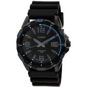 Casio Enticer Analog Black Dial Mens Watch - MTD-1065B-1A1VDF (A500)