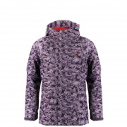 Chaqueta Polaris B-Dry Hoody Jacket Print Gris Lippi