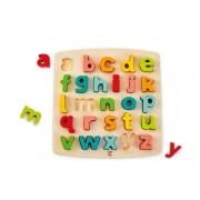 Hape Puzzle Alfabeto Minúsculas