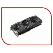 Видеокарта ASUS GeForce GTX 1070 1657Mhz PCI-E 3.0 8192Mb 8000Mhz 256 bit DVI 2xHDMI HDCP STRIX-GTX1070-O8G-GAMING