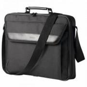Чанта за лаптоп TRUST Atlanta Carry Bag for 17.3 инча laptops, Черна, 21081