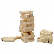 Tumbling Tower-Stacking Blocks Cubes-Educational Kids Toys-Happy Zone