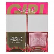 nails inc. Nail Polish Duo - Girl King