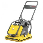 Wacker Neuson WP Premium 20Inch Single Direction Plate Compactor - 4.15 HP Honda Gas Engine, Water Tank, WP1550AW, Model 5100018324