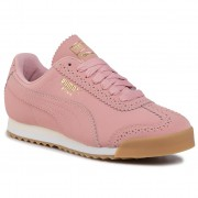 Сникърси PUMA - Roma Brogue Wn's 369936 01 Bridal Rose/Puma Team Gold