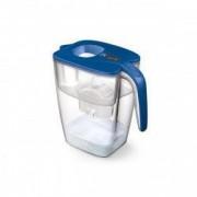 Pachet Cana Laica BIG Milano XXL 3.7 L Albastru + 4 cartuse filtrante de apa