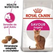 Royal Canin Exigent Savour Hrană Uscată Pisică 400 g