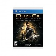 Koch Media Ps4 Deus Ex Mankind Divided D1ed