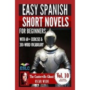 The Canterville Ghost: Easy Spanish Short Novels for Beginners: With 60+ Exercises & 200-Word Vocabulary (Learn Spanish), Paperback/Alvaro Parra Pinto