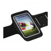 Funda Deportiva De Brazo Gogo Electronics Para Galaxy S3, S4 O S5 Para Ejercicio Armband-Negra