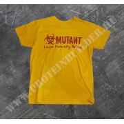 Mutant T-Shirt Yellow New