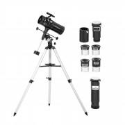Télescope - Ø 114 mm - 1 000 mm - Trépied inclus