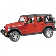 bruder JEEP Wrangler Unlimited Rubicon 02525