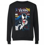 Venom Lethal Protector Women's Sweatshirt - Black - L - Black