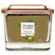 Yankee Candle Svíčka Yankee Candle Elevation - Pear & Tea Leaf (3 knoty)