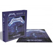 sega puzzle METALLICA - RIDE THE LIGHTNING - PLASTIC HEAD - RSAW015PZ