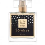 Avon Little Black Dress Weekend eau de parfum para mujer 50 ml