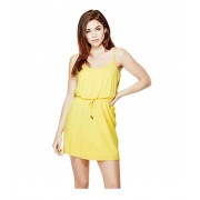 GUESS Kaiko Knit Dress citrus yellow