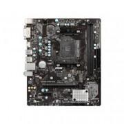 MSI MICROSTAR MB MSI A320M-A PRO MAX AM4 RYZEN 2D4 4S3 6U3 PCIE GBLAN DVI/HDMI