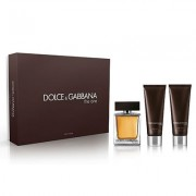 Dolce & Gabbana Комплект The One (M) Set - edt 100 ml + a/s balm 50 ml + sh/gel 50 ml