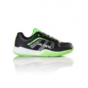 Salming Adder Kid Black/Green 37 1/3