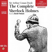 Unknown David Timson - The Complete Sherlock Holmes - 60 CD Box.(nieuw in sealing, )