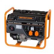 Generator de curent electric Stager GG 2800, 2200 W, monofazat, benzina