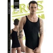 Eros Veneziani Stripe Vest Tank Top T Shirt 7075