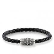 Thomas Sabo Armband schwarz UB0016-823-11-L19