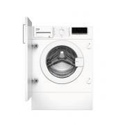 Masina de spalat rufe incorporabila Beko WITV8712X0W, 8Kg, 1400rpm, A+++, Alb