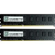 GSKILL G.Skill Value F3-10600CL9D-8GBNT - Geheugen - DDR3 - 8 GB : 2 x 4 GB - 240-pins - 1333 MHz - CL9