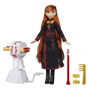 Disney Frozen 2 Hair Play Doll Anna