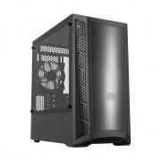 Carcase PC Cooler Master MasterBox MB320L (MCB-B320L-KGNN-S00) , Conector pentru casti + difuzoare + microfon , 4 sloturi