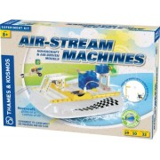 Thames & kosmos Air-Stream Machines Science Kit, Multi Color