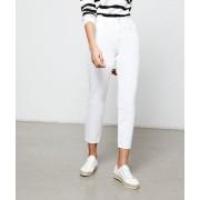ETAM Rechte jeans - 34 - WIT - Etam