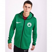 Nike Nba Boston Celtics Thermaflex Showtime Full Zip - Heren Hoodies