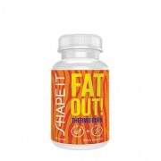 Sensilab Il miglior brucia grassi Fat Out! Thermo Burn, 60 capsule