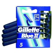 Gillette Blue Ii Radi E Getta X5