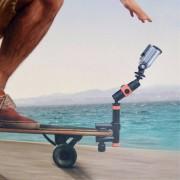 "Sonstige Marke Skateboard Fahrrad Motorrad Halterung Kamera / Camcorder / GoPro Hero 5/4/3+/3/2/1 (1/4"" Gewinde)"