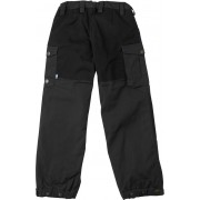 FjallRaven Kid's Vidda Padded Trousers - Dark Grey - Pantalons de voyages 134