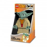 LEGO Star Wars Yoda zaklamp