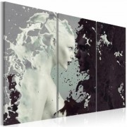 Quadro - Black Or White? - Triptych 60x40cm Erroi