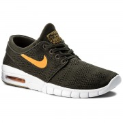 Обувки NIKE - Stefan Janoski Max 631303 389 Sequoia/Circuit Orange