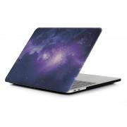 """Skal stjärnhimmel, Macbook 12"""" - Lila"""