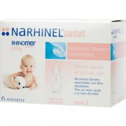 Narhinel confort recambios, 20 ud