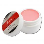 Gel UV constructie Light Pink CCN, 15 g