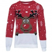ComeGetFashion Kerst trui rudolph - Sweaters